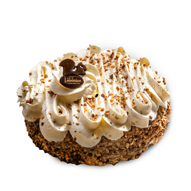 turco taart Banketchocolaterie Hendricksen | Het lekkerste banket van Baarn turco taart