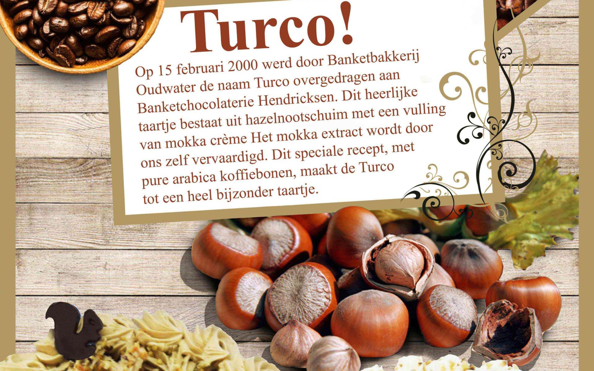 turco taart Turco   Banket Hendricksen turco taart